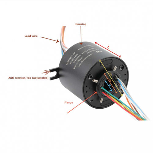 THROUGH-HOLE SLIP RING1